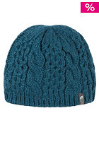 THE NORTH FACE Womens Cable Minna Beanie prussian blue