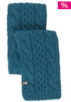 THE NORTH FACE Womens Cable Minna Scarf prussian blue