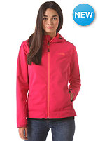 Womens Durango Hooded Jacket cerise pink
