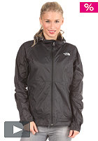 THE NORTH FACE Womens Flyweight Hoodie Jacket 2012 tnf black