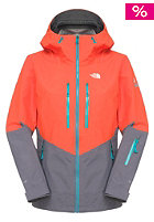 THE NORTH FACE Womens Free Thinker Jacket spicy orange