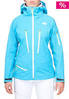 THE NORTH FACE Womens Free Thinker Jacket turquoise blue