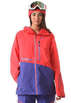 THE NORTH FACE Womens Free Thinker Snow Jacket rambutan pink