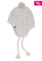THE NORTH FACE Womens Fuz Earflap Beanie vaporous grey