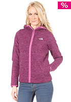 THE NORTH FACE Womens Gouken Hooded Zip Sweat premiere purple heather