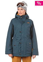 THE NORTH FACE Womens Honee Snugs Delux Parka kodiak blue
