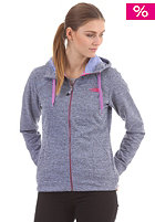 THE NORTH FACE Womens Kutum Hooded Zip Sweat lavendula purple heather