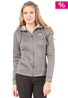 THE NORTH FACE Womens Kutum Zip Sweat tnf black heather