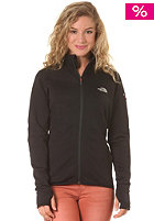 THE NORTH FACE Womens Kyoshi Full Zip Fleece Jacket tnf black/tnf black