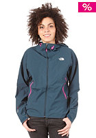THE NORTH FACE Womens Leonidas Jacket kodiak blue