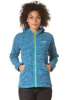 THE NORTH FACE Womens Nikster Hooded Full Zip Jacket brilliant blue