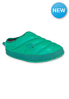 THE NORTH FACE Womens Nse Mule III Tent/Home Shoes shiny bastille green/tidepool green