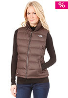 THE NORTH FACE Womens Nuptse 2 Vest bittersweet brown