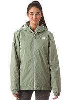 THE NORTH FACE Womens Quest Insulated Jacket sea spray green