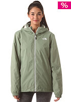THE NORTH FACE Womens Quest Insulated sea spray green