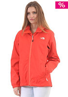 THE NORTH FACE Womens Quest Jacket fire brick red