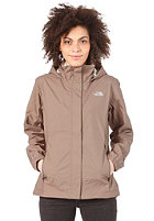 THE NORTH FACE Womens Resolve Jacket weimaraner brown