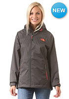 THE NORTH FACE Womens Sequence asphalt grey/fiery coral