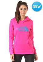THE NORTH FACE Womens Sergent Hooded Sweat glo pink