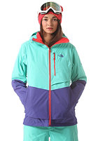 THE NORTH FACE Womens Sickline Snow Jacket retro green