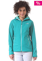 THE NORTH FACE Womens Stratos Jacket jaiden green