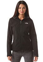 THE NORTH FACE Womens Tedesco Plus Hooded Jacket tnf black