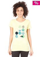 THE NORTH FACE Womens Thru The Spot S/S T-Shirt chiffon yellow