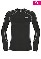 THE NORTH FACE Womens Warm L/S Crew Neck Shirt tnf black