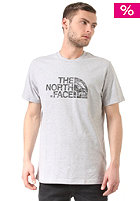 THE NORTH FACE Woodcut Dome heather grey