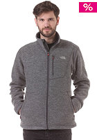 THE NORTH FACE Zermat Knit Full Zip Jacket heather grey