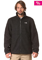 THE NORTH FACE Zermatt Lite Full Zip Knit Jacket tnf black heather