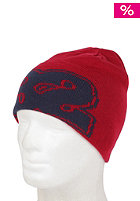 THIRTYTWO Brose Beanie red/navy