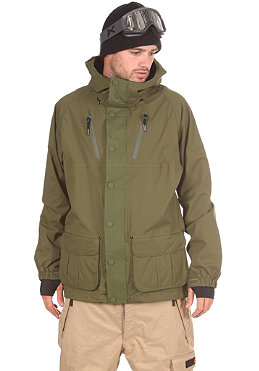 THIRTYTWO Cedar Jacket 2012 moss