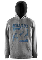 THIRTYTWO Combo Hooded Sweat grey/heather