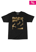 THIRTYTWO Combo S/S T-Shirt black/camo