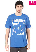 THIRTYTWO Combo S/S T-Shirt royal
