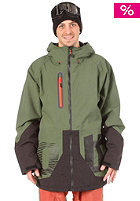 THIRTYTWO Delta Jacket olive