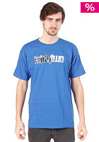 THIRTYTWO Doubletone S/S T-Shirt royal