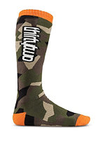 THIRTYTWO Fragment Socks camo