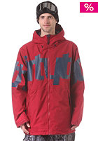 THIRTYTWO Lowdown Jacket red