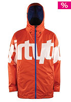 THIRTYTWO Lowdown Snow Jacket orange