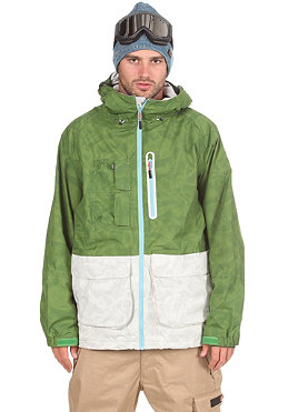 THIRTYTWO Merc Jacket 2012 green