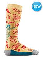 THIRTYTWO Needles Socks yellow