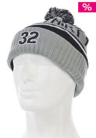 THIRTYTWO Peeping Pom Beanie black/grey