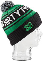 THIRTYTWO Peeping Pom Beanie green