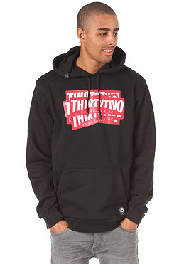 THIRTYTWO Post Hooded Sweat black