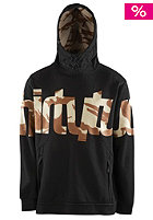 THIRTYTWO Reppin 32 P/O W/ Repel Hooded Sweat black