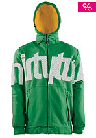 THIRTYTWO Reppin 32 Tech Hooded Fleece green