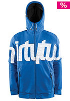 THIRTYTWO Reppin 32 Tech Hooded Zip Sweat blue