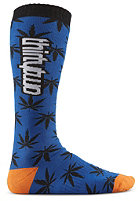 THIRTYTWO Reverb Socks blue/black
